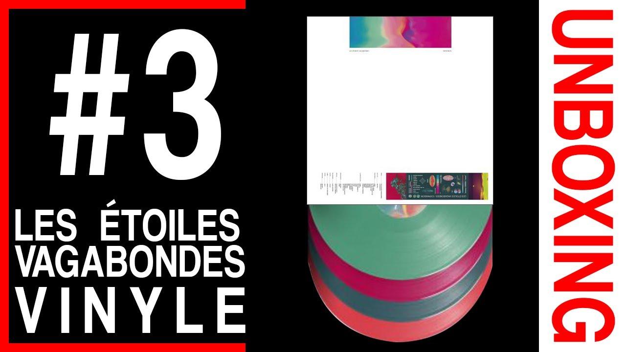 Unboxing Vinyles Collector Les étoiles Vagabondes Nekfeu