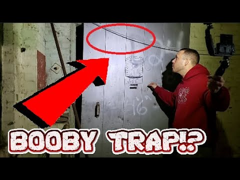 BOOBY TRAP Found In Haunted Abandoned Factory Ft. Omargoshtv AND THEFAM (I CANT BELIEVE IT!)