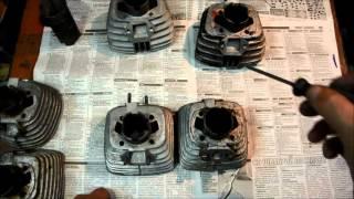 Почему китайский цилиндр В50М уменьшает мощность мотора