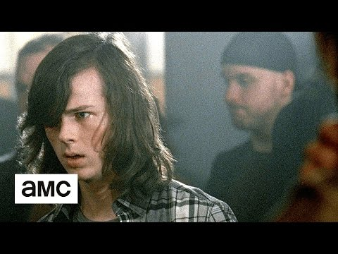 The Walking Dead: 'The Rules Matter' Talked About Scene Ep. 707