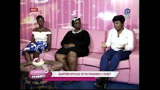 PAROLES DE FEMMES - Quartiers difficiles: Est-on condamné à l'échec? Équinoxe tv 24 10 17