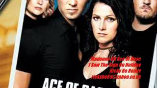 ace of base the sign & madonna holiday mashup produced by ricky be ...