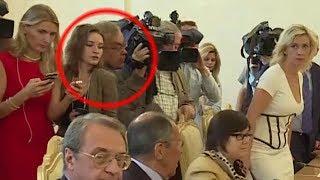 Rus Kızın Arkasına Geçip Zorladıkça Zorladı
