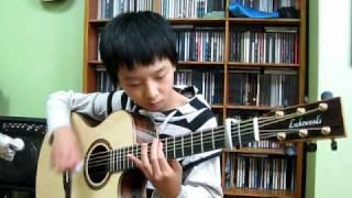(Simon & Garfunkel) Mrs._Robinson - Sungha Jung