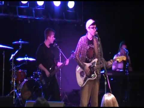 Bare Bones live at Norma Jeans