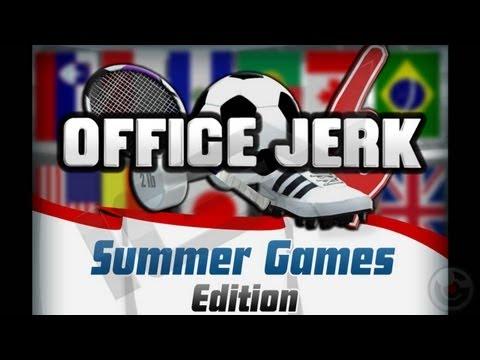 Office Jerk Summer Games Edition - IPhone / IPad Gameplay Video