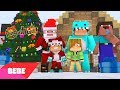 BEBE MILO CANTA ♪ CANCIÓN DE NAVIDAD 🎁 PARODIA MUSICAL MINECRAFT | ANIMATION CHRISTMAS SONG