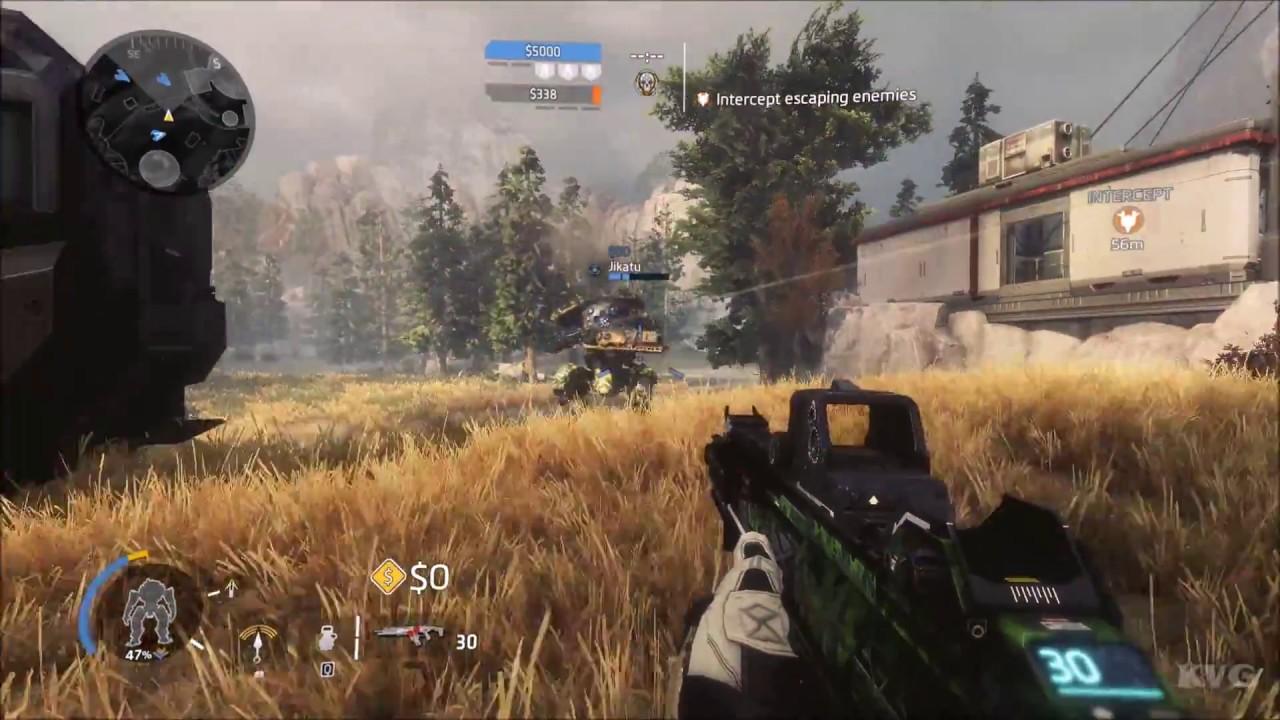 Titanfall 2 - Multiplayer - Bounty Hunt Gameplay (PC HD ...