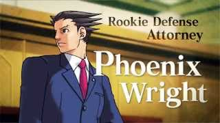 Phoenix Wright: Ace Attorney Trilogy - Announcement Trailer