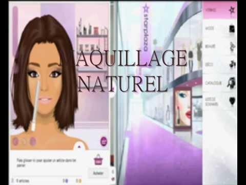 stardoll comment faire un maquillage naturel by serena fraise sd youtube. Black Bedroom Furniture Sets. Home Design Ideas