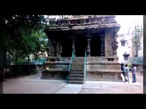 Beautiful Pallava siva temple Kanchipuram you never seen