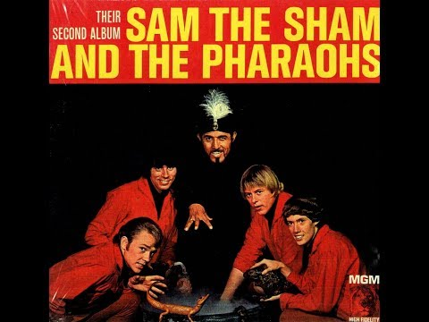 Sam The Sham And The Pharaons, Their Second Album 1965 (vinyl record)
