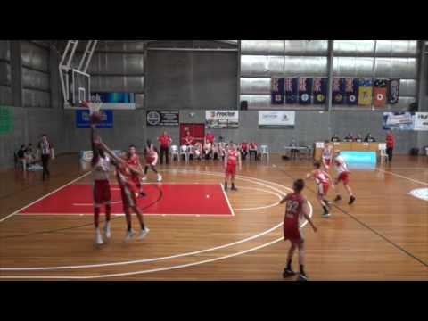North Adelaide Rockets U14 Boys - Bronze Medallists, 2016 Australian U14 Championships - Newcastle