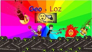 Geo and Loz: Kill the Emoji