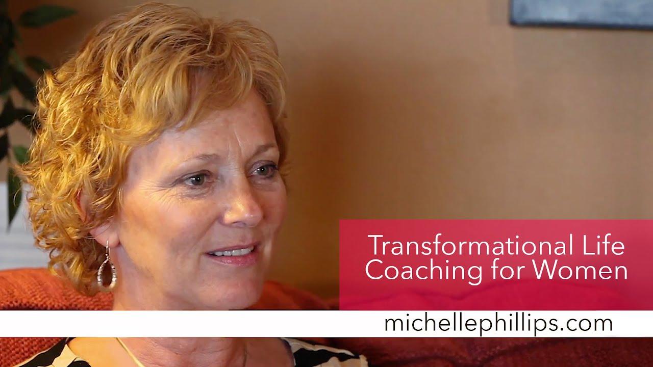 Transformational Life Coaching for Women - YouTube