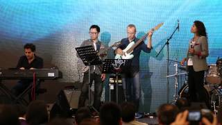 Eugene Pao, Angelita Li - Norwegian Wood (This Bird Has Flown)  @ Gimme Live 20150801