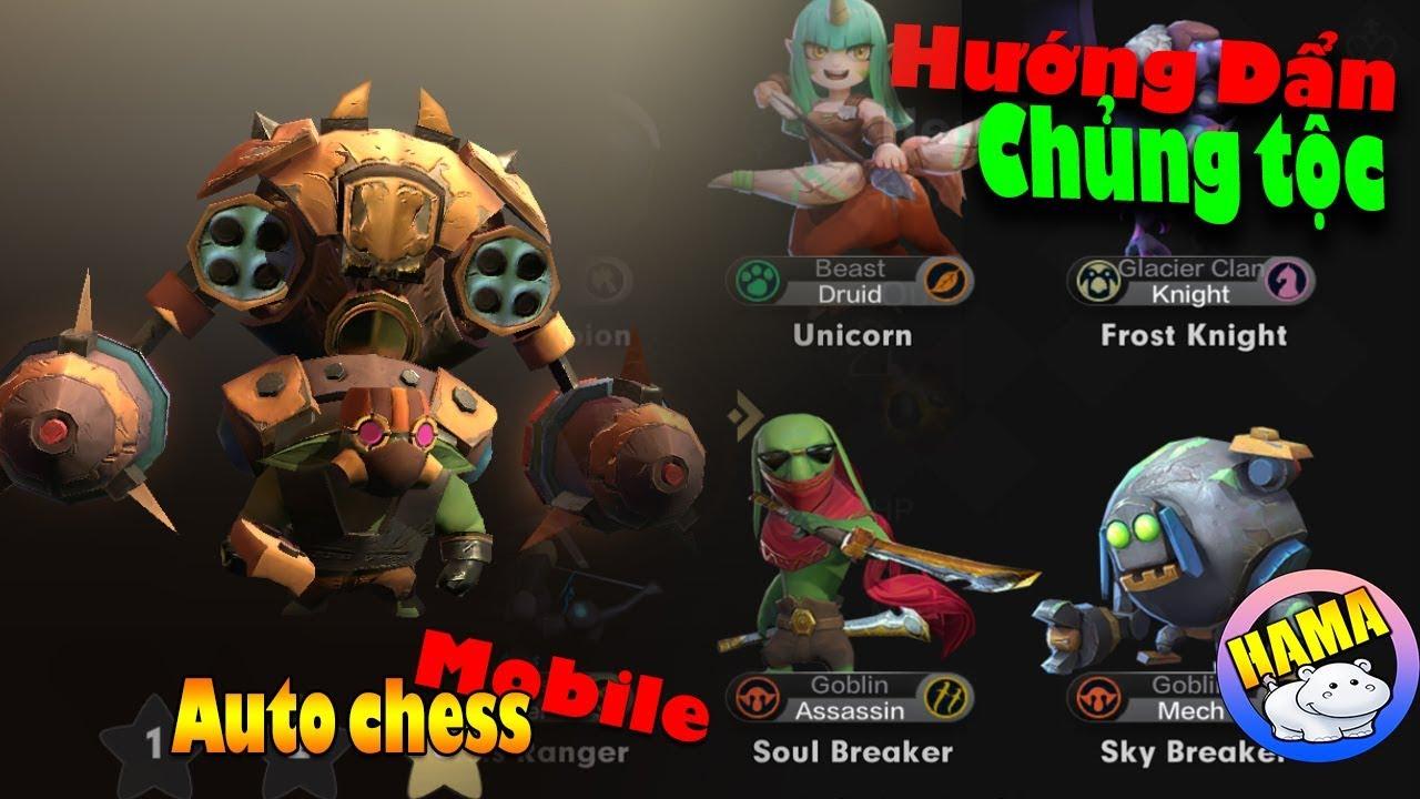 Auto Chess Mobile – Hướng Dẩn Cơ Bản Về Races (Chủng Tộc)