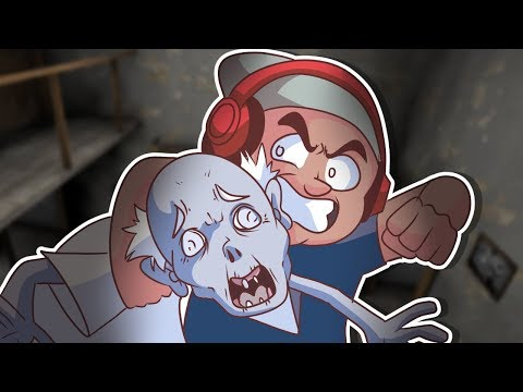 IS THIS THE END FOR GRANNY!? [GRANNY] [RAP SONG + ENDING?]