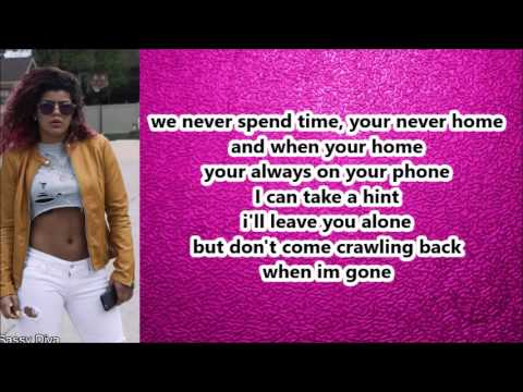 Toni Romiti - Eye To Eye (Lyrics)