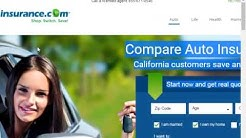 car insurance comparison-youtube online websites