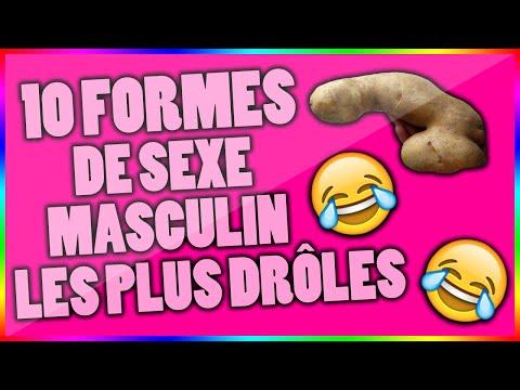 Les 10 Formes de Sexe Masculin les plus drôles au Monde ! from YouTube · Duration:  3 minutes 41 seconds