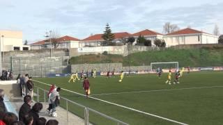 Iniciados: Vilanovense FC - Gulpilhares FC