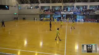 2019年IH ハンドボール 男子 準々決勝 四天王寺(大阪)VS 那覇西(沖縄)