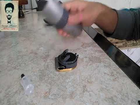كيفية تنظيف ماكنة الحلاقة