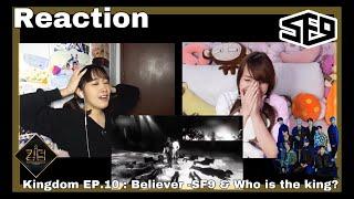 (Reaction)Kingdom EP.10 : 숨 |Believer| - SF9(에스에프나인) + K-POP…