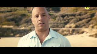 The ending of the film fast and Furious 7/Концовка фильма Форсаж 7