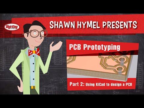 Using KiCad to design a PCB; Part2  – Maker.io Tutorial | Digi-Key Electronics thumbnail