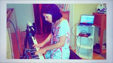 Genevieve Artadi - 'Watch For The View' and 'The Way I Feel Inside' [live in zee living room]