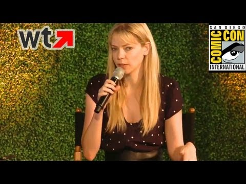 Riki Lindhome Talks About Hell Baby Nude Scene (Comic-Con 2013)