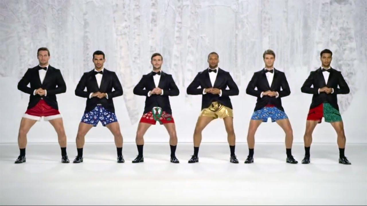`Show Your Joe´ Kmart Commercial Boxer Christmas `Jingle ...