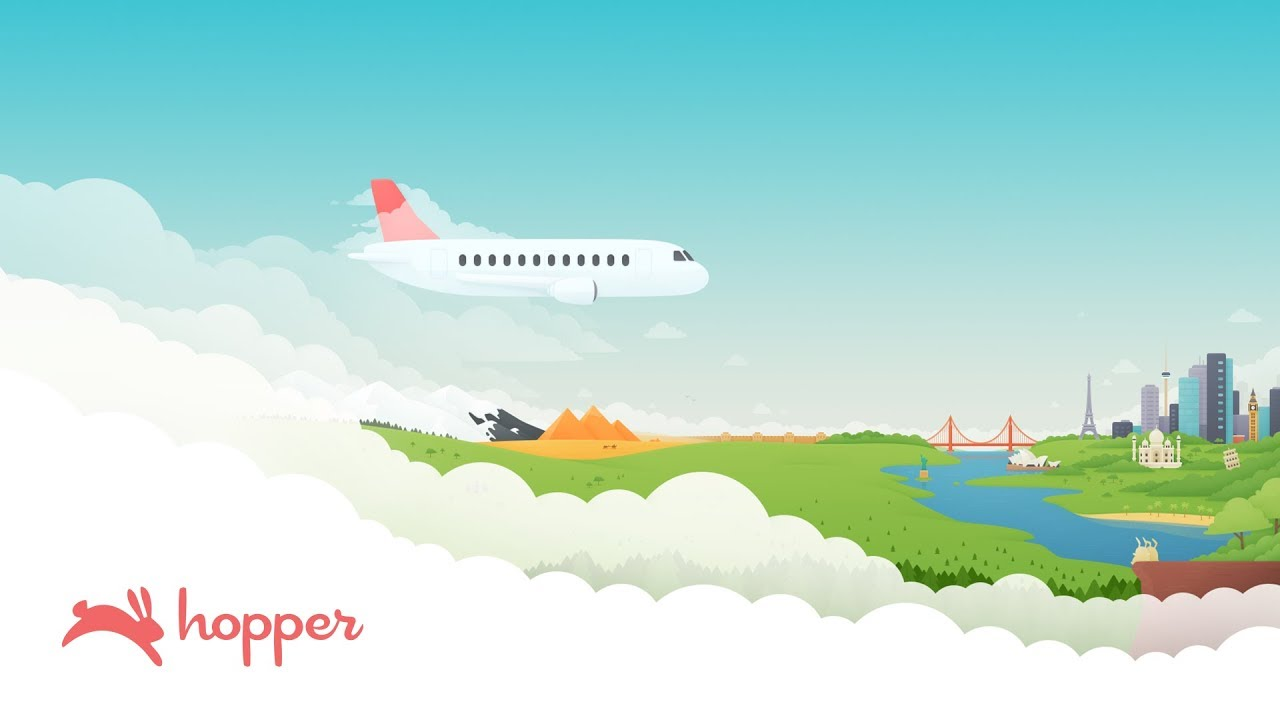 Relax — Booking Travel Just Got Easy with Hopper