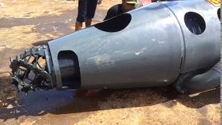 pompa cutter suction dredger ( CSD ) untuk pengerukan danau waduk reklamasi pantai