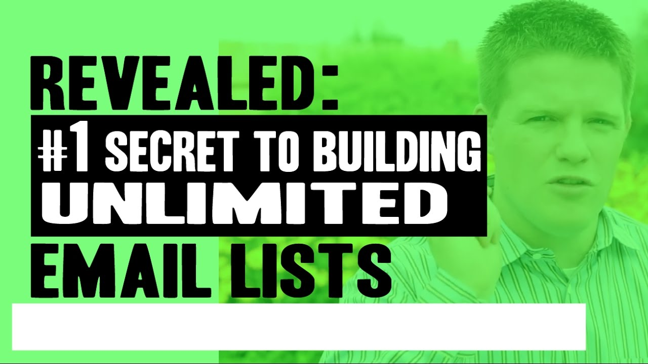 How to Build An Email List FAST (2019)- Russell Brunson Clickfunnels HQ