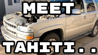 I Found a Hidden Message in the Auction Tahoe! | The Shake Down