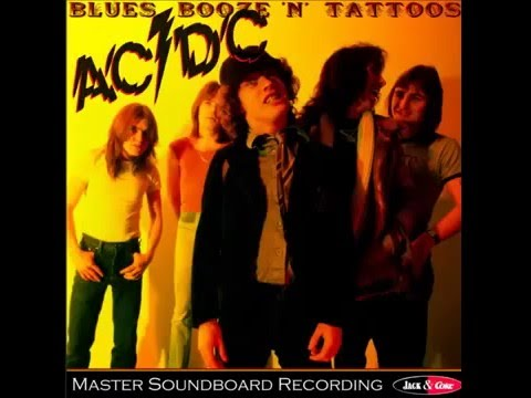 AC DC - Blues Booze N' Tattoos [1978]  Bootleg