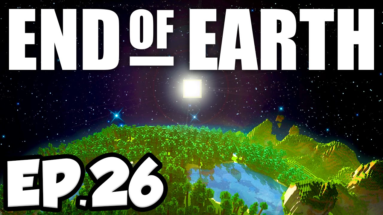 End of Earth: Minecraft Modded Survival Ep 26 - NASA WORKBENCH!!! (Steve's  Galaxy Modpack)