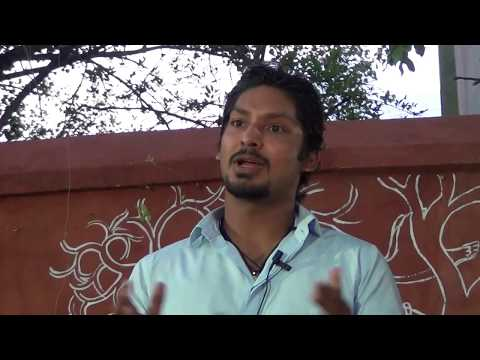 Kumar Sangakkara at Manthan (#101) on 'Cricket & Life'