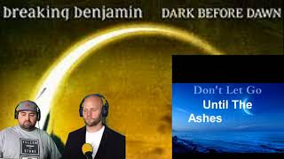 Pastor Reacts Breaking Benjamin-Ashes of Eden