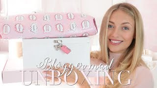 WHAT I'VE BEEN SENT! BLOGGER MAIL/PR UNBOXING! ~ Freddy My Love