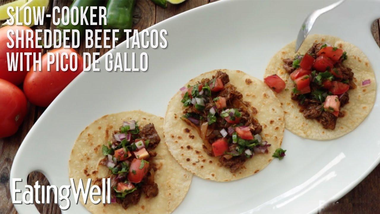 video on how to make pico de gallo