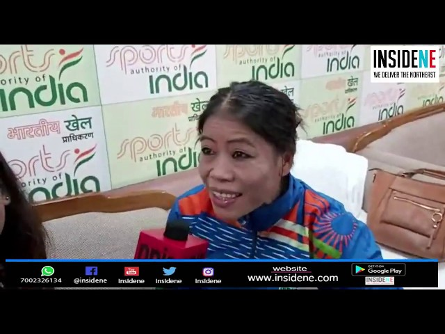 MC Mary Kom Responds to Nikhat Zareen's Comments