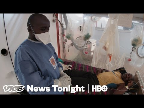 Why DRC's Latest Ebola Outbreak Is More Worrisome Than The Last (HBO)