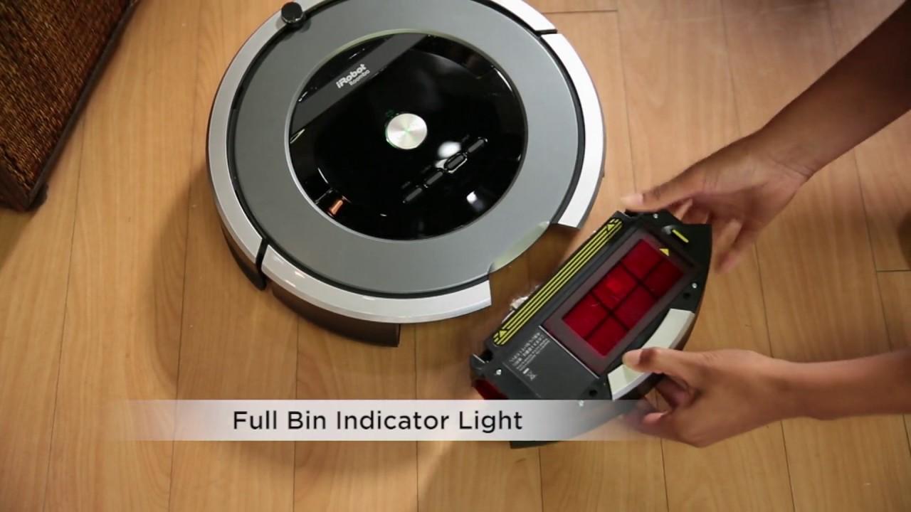 Irobot Roomba 850 Robotic Vacuum With Remote Amp Docking