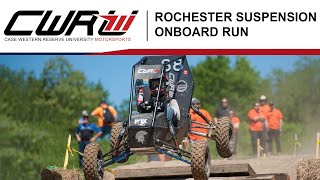 Baja SAE Rochester 2019: Suspension and Traction