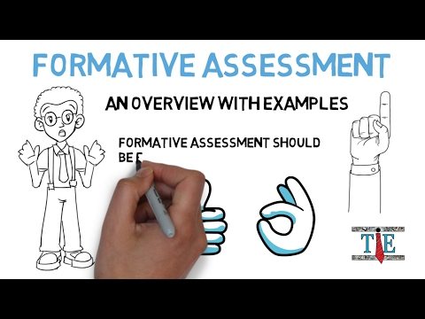 Formative Assessments Why, When  Top 5 Examples - YouTube
