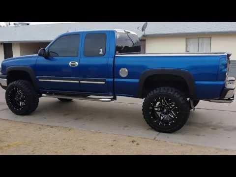 04 Chevy Silverado 20x12 Fuel Wheels